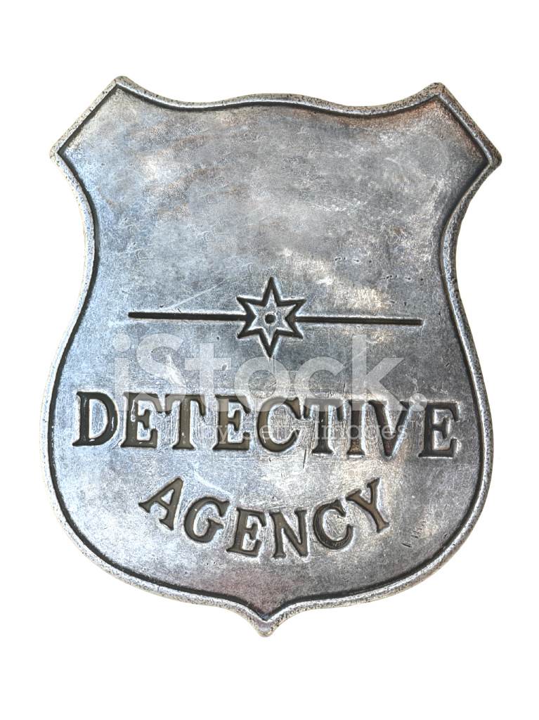 detective badge stock photos freeimages com clipart logos for businesses clip art logos for photography