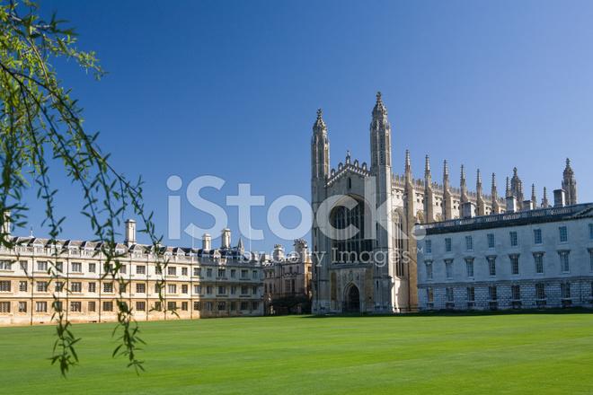 Kings College, Cambridge Stock Photos - FreeImages com