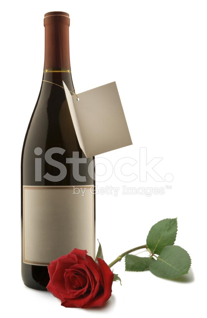 Букетом цветов-своими, открытка на бутылку