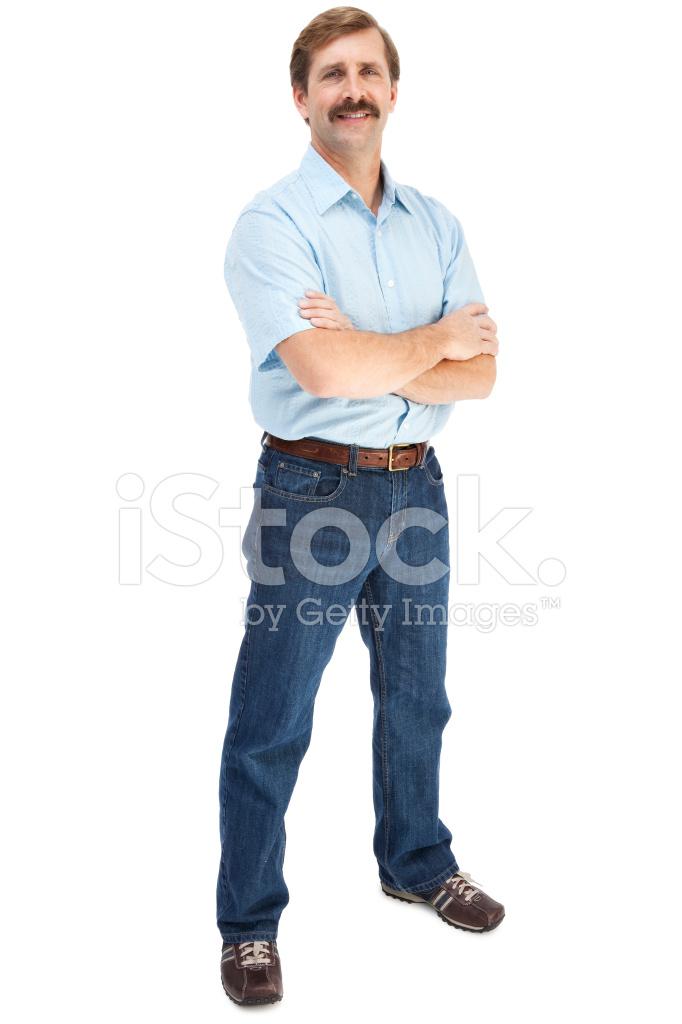 Yakışıklı Rahat Olgun Erkek Stok Fotoğrafları Freeimagescom