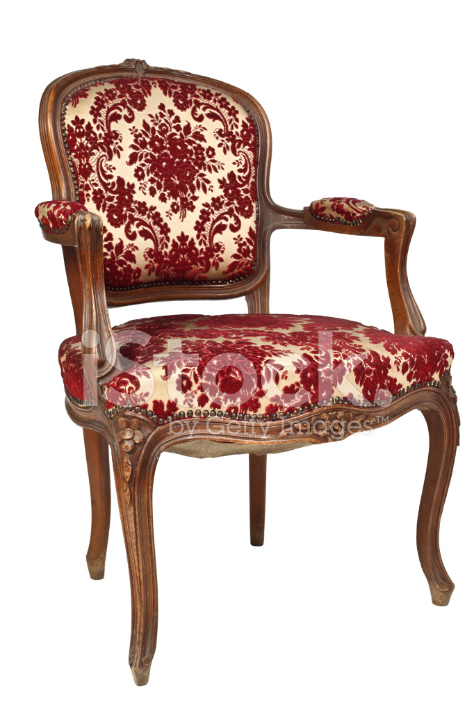 Classic Vintage Armchair Stock Photos - FreeImages.com