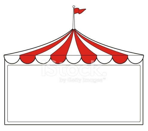 circus tent sign stock vector freeimages com movie marquee clipart black and white movie marquee clip art black white