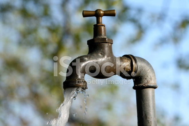 Outdoor Faucet And Running Water Stock Photos Freeimages Com