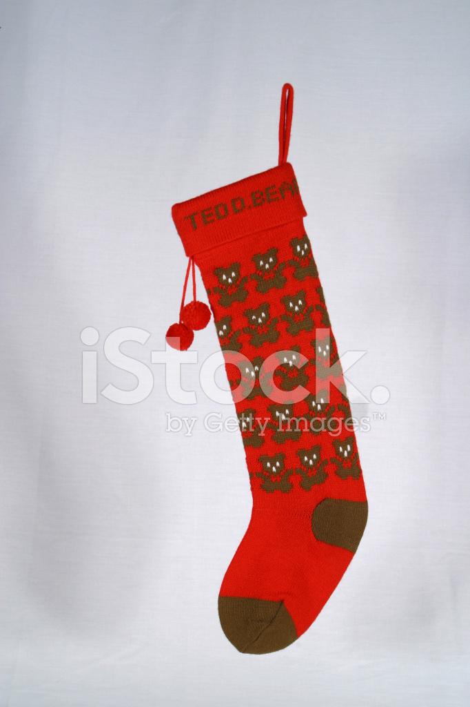 Weihnachtssocke MIT Bären Stockfotos - FreeImages.com