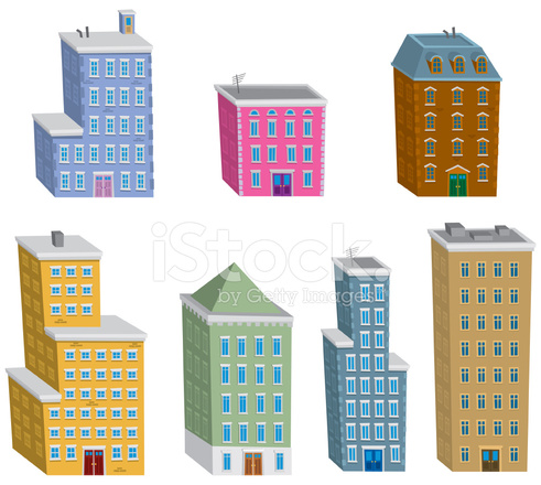 cartoon buildings stock vector freeimages com keyboard clip art images keyboard clipart colored