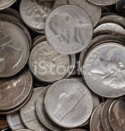 Usa Münzen Stockfotos Freeimagescom
