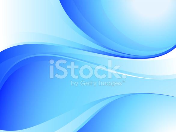 Plano DE Fundo Azul Claro Stock Vector