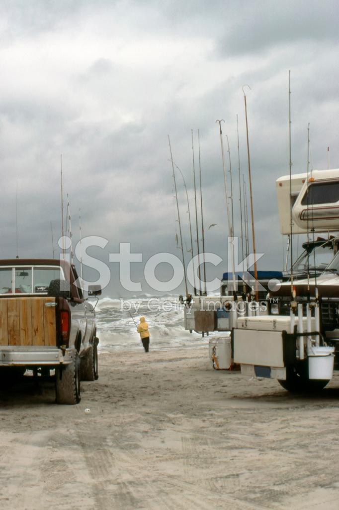 Fishing stock photos for Surf fishing nj license