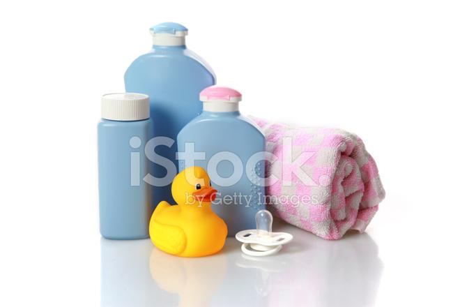 Gele Rubber Duck IN Badkamer Stockfoto\'s - FreeImages.com