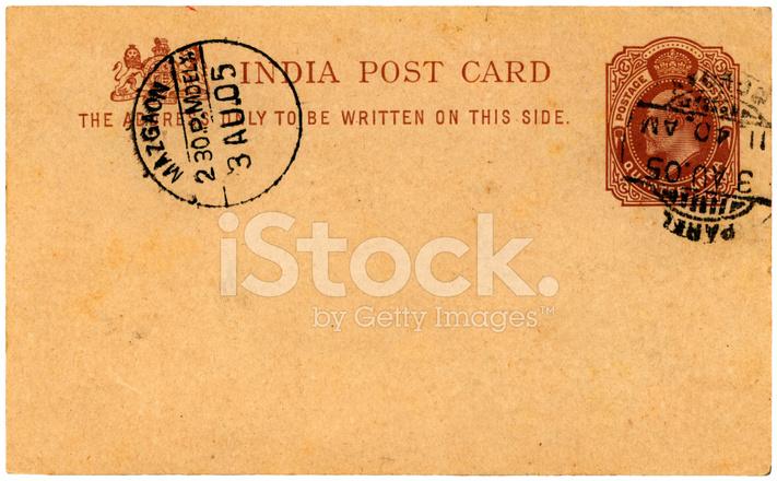 Как отправлять открытки из индии