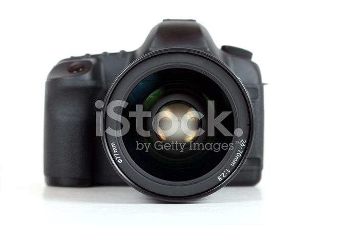 专业单反数码相机 照片素材 - freeimages.com