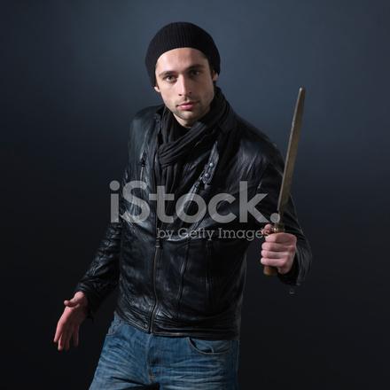 Thief On Dark Background Stock Photos Freeimages Com