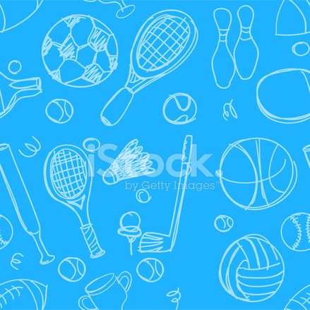 sports equipment background stock vector freeimages com Printable Volleyball Pictures Clip Art Printable Volleyball Pictures Clip Art