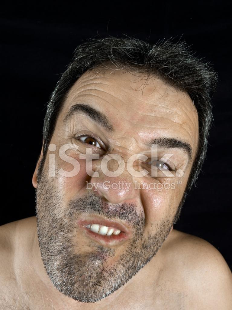 Hässliche männer fette Scheiße