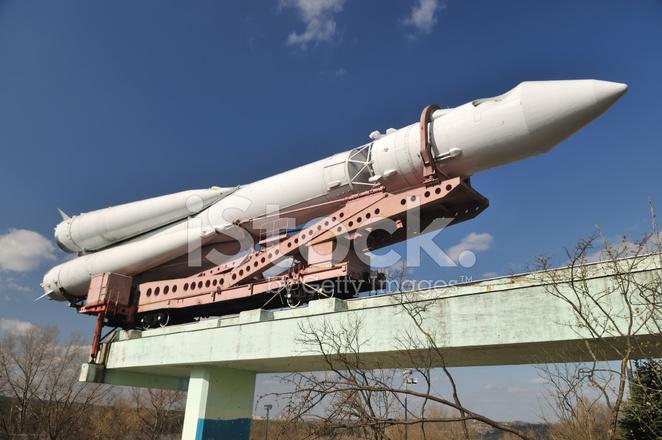 最初ロシア宇宙船ボストーク 1 の記念碑 ストックフォト - FreeImages.com