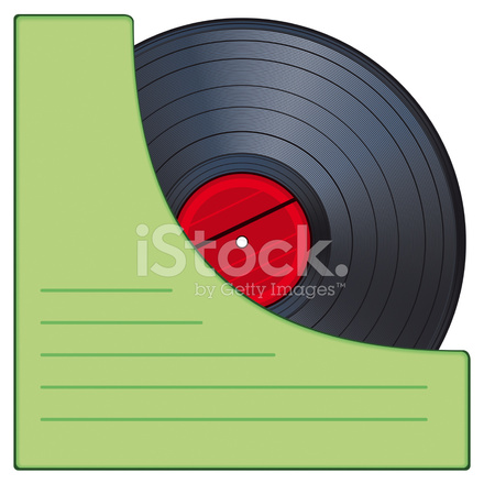 gramophone disk stock vector freeimages com freeimages com