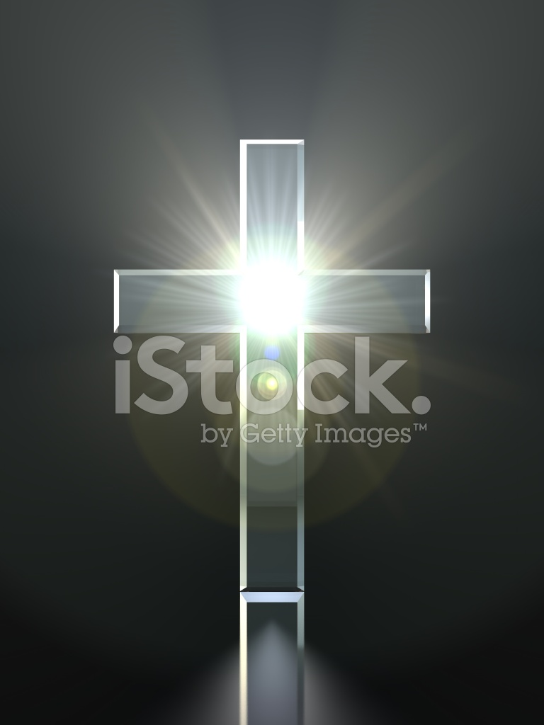 Cross with Light & Cross With Light Stock Photos - FreeImages.com