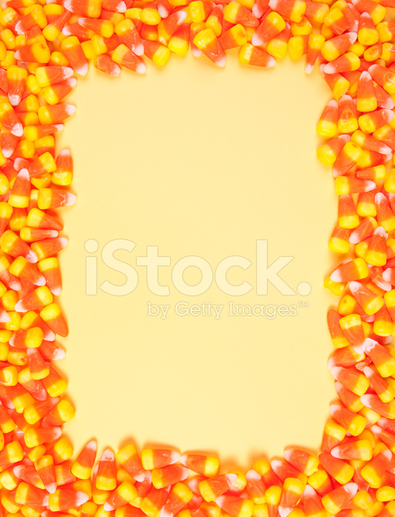 Candy Corn Border Stock Photos Freeimages Com