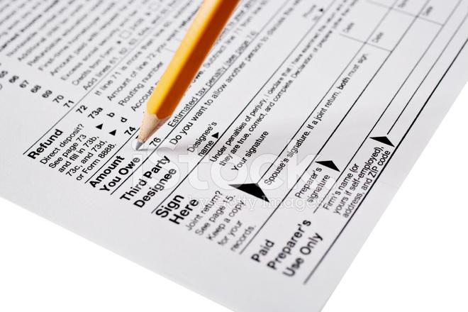 Taxes Due Stock Photos - FreeImages.com
