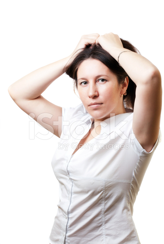 Attractive Young Woman Stock Photos - FreeImages.com