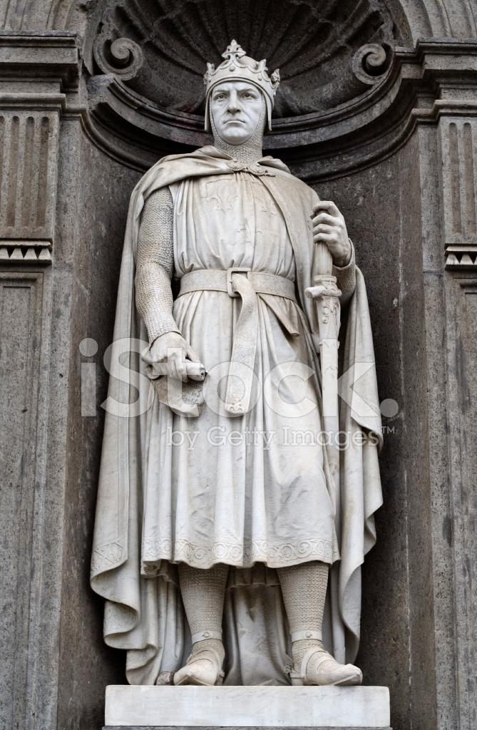King Charles I D'anjou, Royal ...