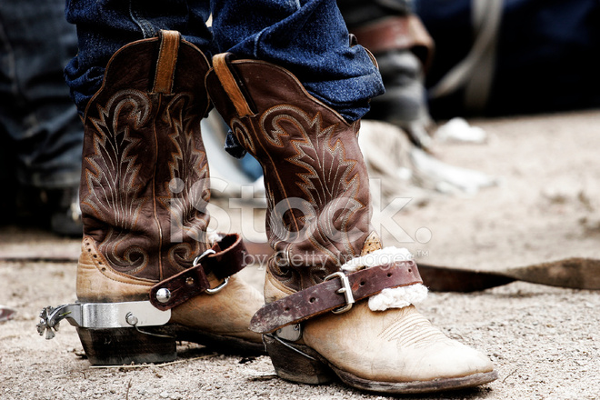 What S The Spur For On Cowboys Shoes