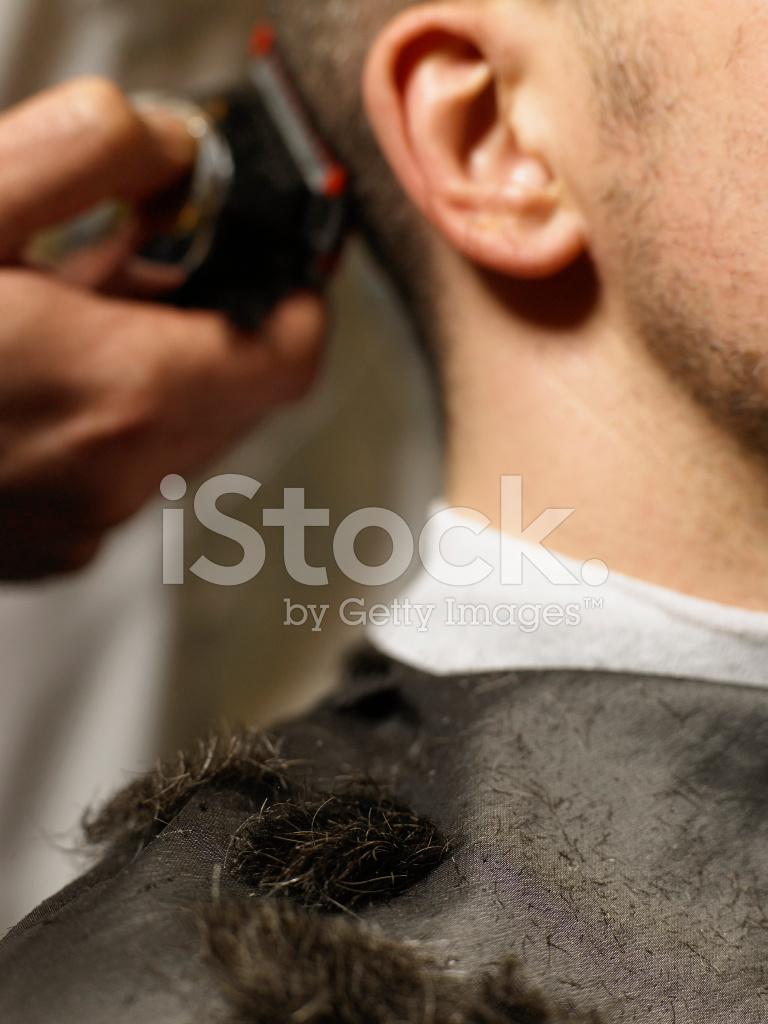 haare rasieren mann