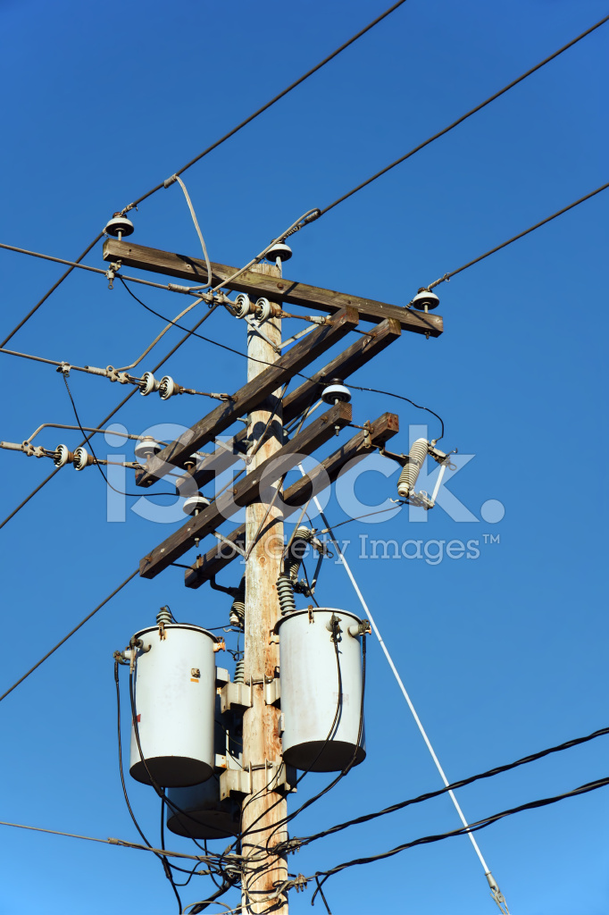 electrical post and transformers stock photos freeimages com