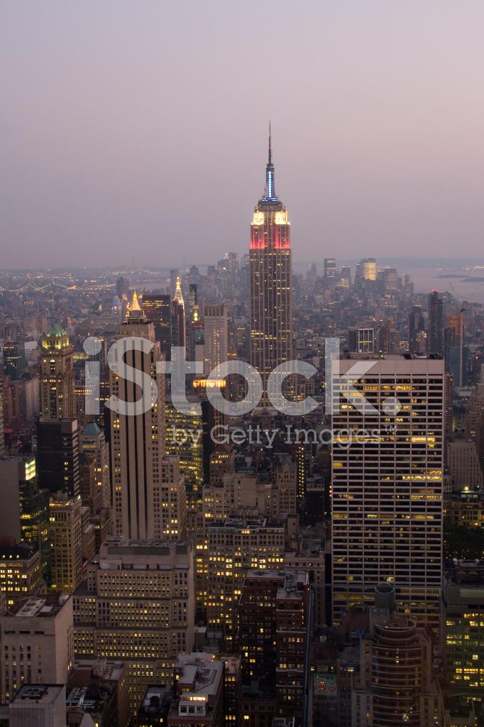 new york skyline view - photo #30