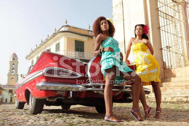 Frauen aus kuba