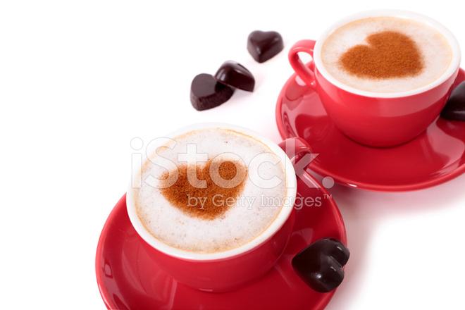 Premium Stock Photo Of Valentine Coffee