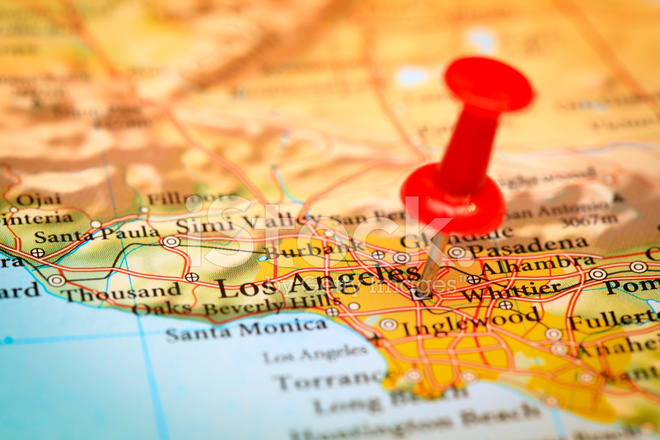 List of Synonyms and Antonyms of the Word los angeles map usa