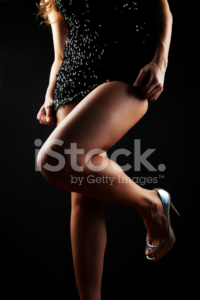 Very sexy girl dancing