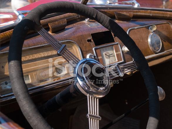 ancien tableau de bord voiture vintage classique photos. Black Bedroom Furniture Sets. Home Design Ideas