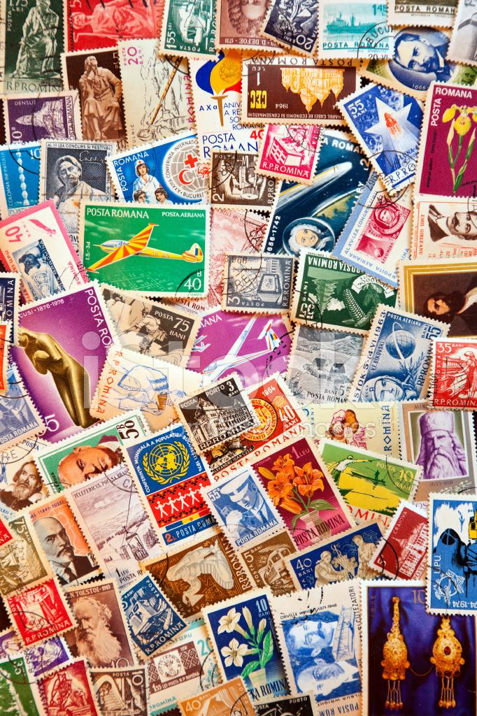Орифлейм, марки открытка зарубеж