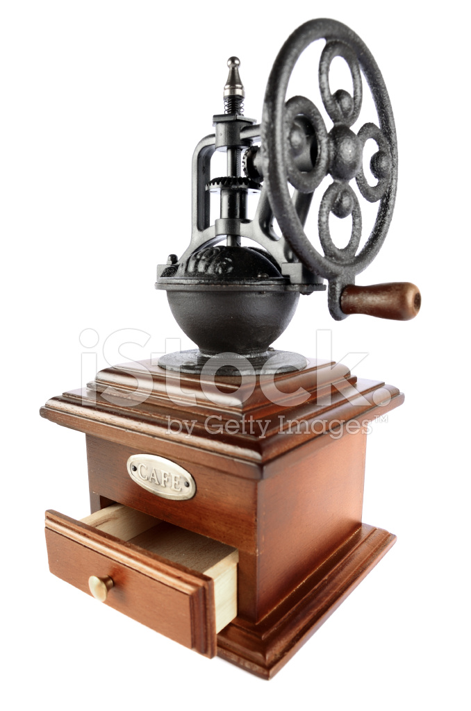 Vector Illustration Manual Coffee Grinder Royalty Free Cliparts, Vectors,  And Stock Illustration. Image 60524335.