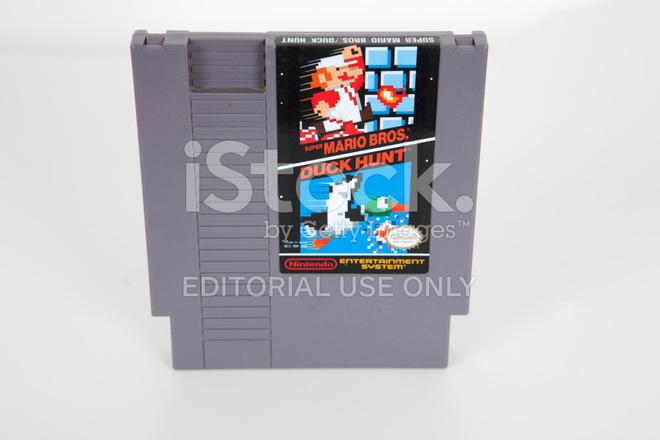 Vintage Nintendo Game 102