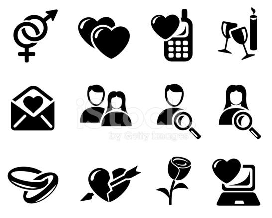 Иконки Знакомств