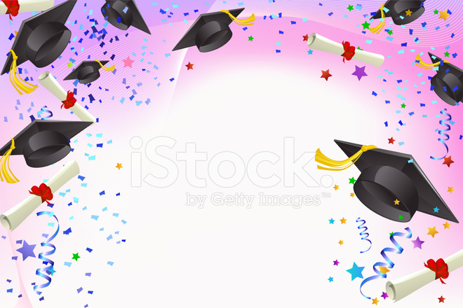 Graduation Banner Stock Vector - FreeImages.com