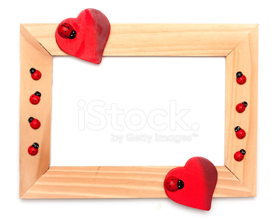 Lovely Heart Frame for Your Design Stock Photos - FreeImages.com