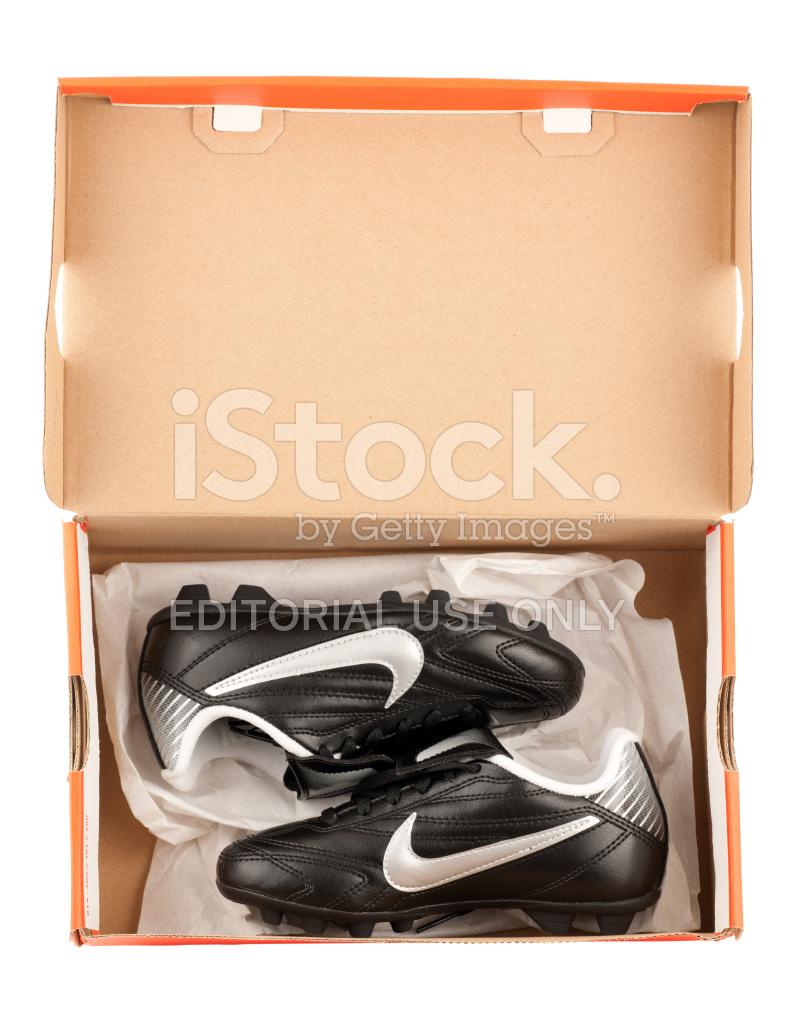 bo te chaussures contenant pour enfants football nike. Black Bedroom Furniture Sets. Home Design Ideas