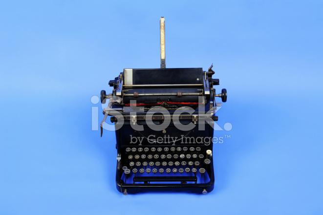 typewritter machine