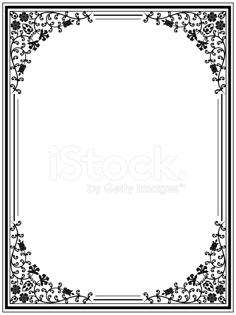 Marco Flores Vintage Stock Vector - FreeImages.com