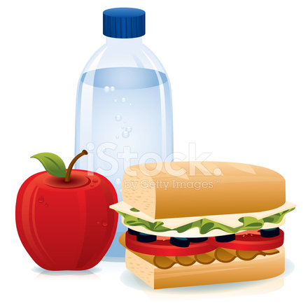 Sandwich Bottled Water And Apple Stock Vector Freeimages Com You should be while it is the simplest sandwich recipe ever, yet some tips and recommendations for a perfect dahi. sandwich bottled water and apple stock