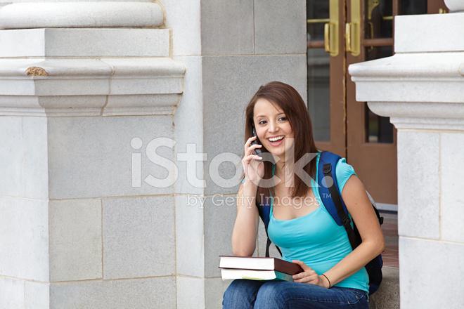 видео студенток на мобильный телефон