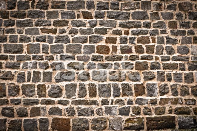 muro de piedra medieval en toscana fondo arquitectnico de textura - Muro De Piedra