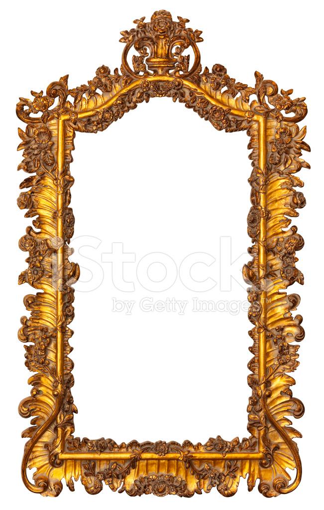 Gilded Frame Stock Photos - FreeImages.com
