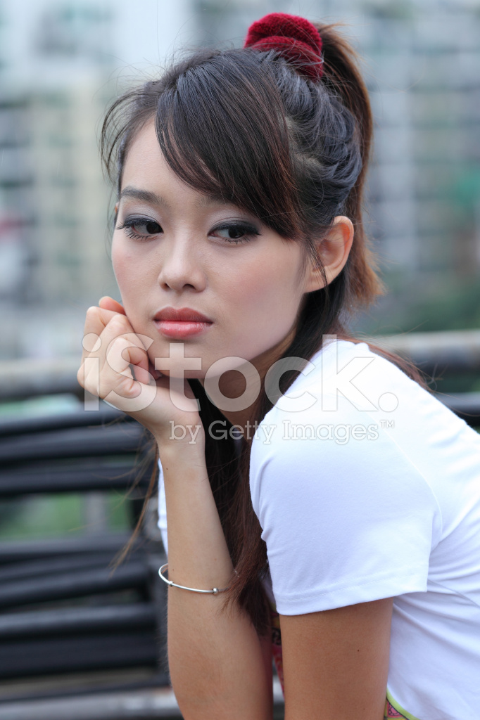 Asian girls showing vagi