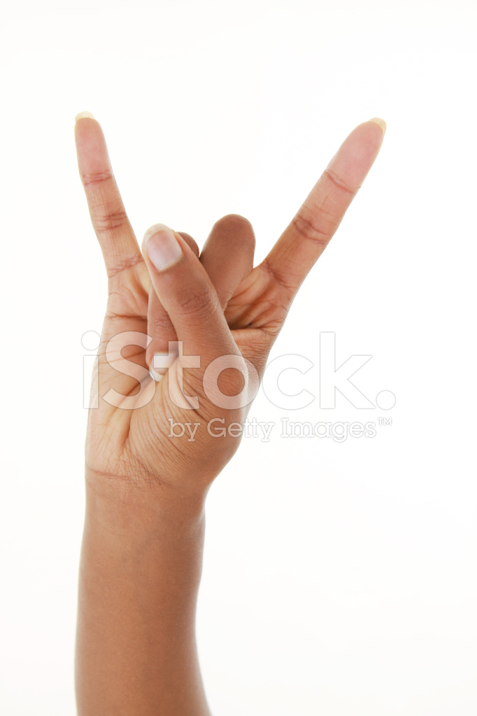 Rock And Roll Symbool Stockfotos Freeimages
