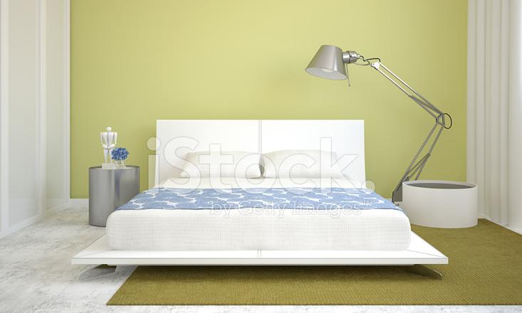 Moderne schlafzimmer einrichtung
